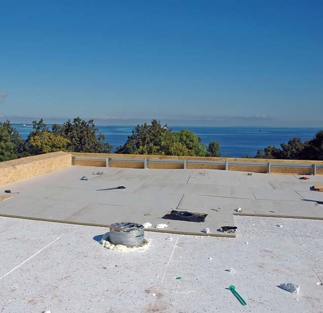 Commercial Roofing - New Roofs